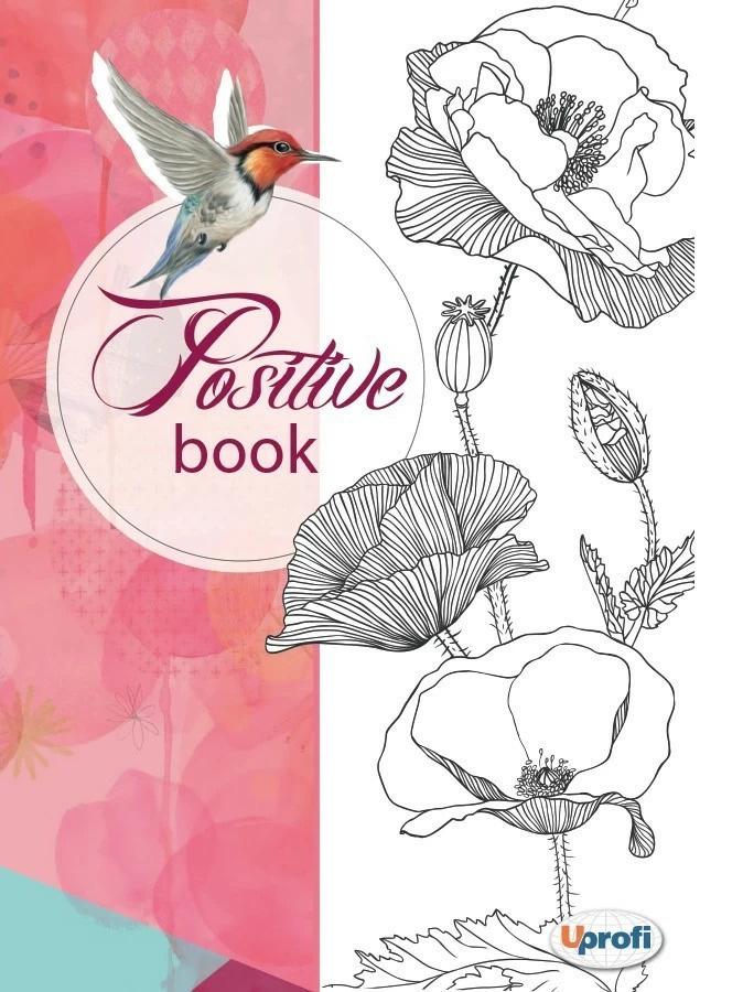 Positive book (Птица)