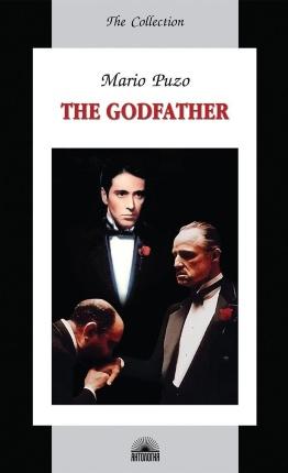 The Godfather. Автор — Марио Пьюзо. Переплет —