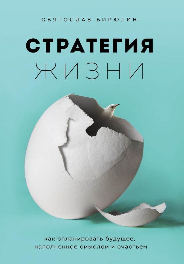 Стратегия жизни. Как спланировать будущее, наполненное смыслом и счастьем. Автор — Святослав Бирюлин. Переплет —